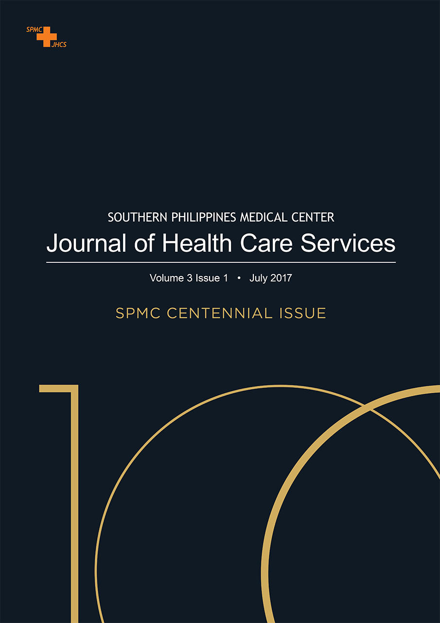 SPMC Journal of Health Care Services